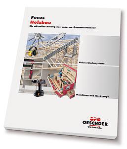 Focus Holzbau: Starke Produkte auf 400 Seiten