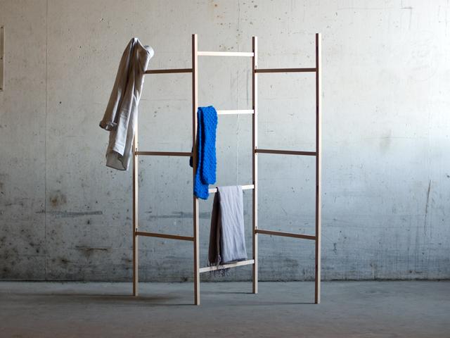 Die Garderobe – viel Raum für Phantasie