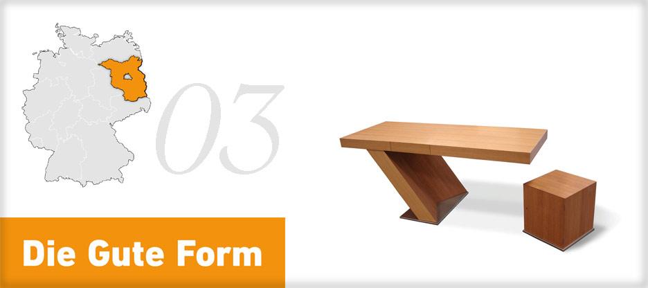 Die Gute Form 2013 – Franz Bolle, Brandenburg