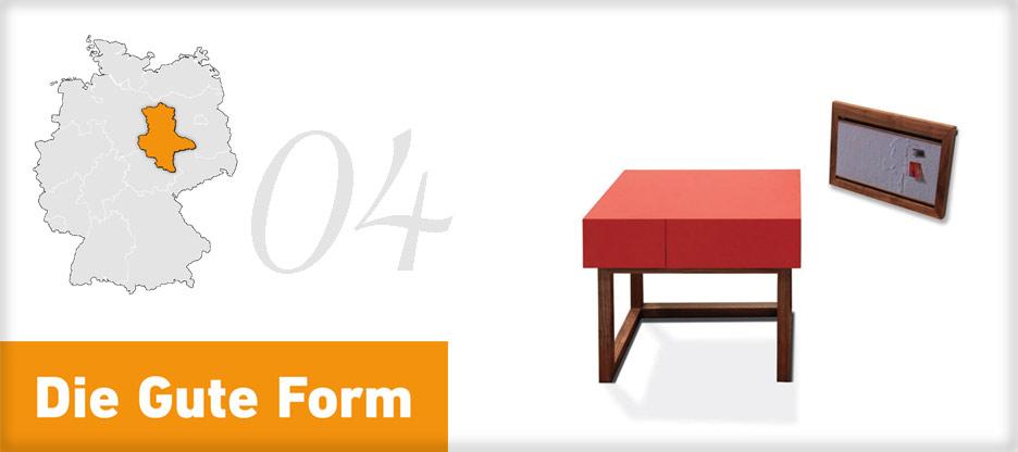 Die Gute Form 2013 – Franziska Dietrich, Sachsen-Anhalt