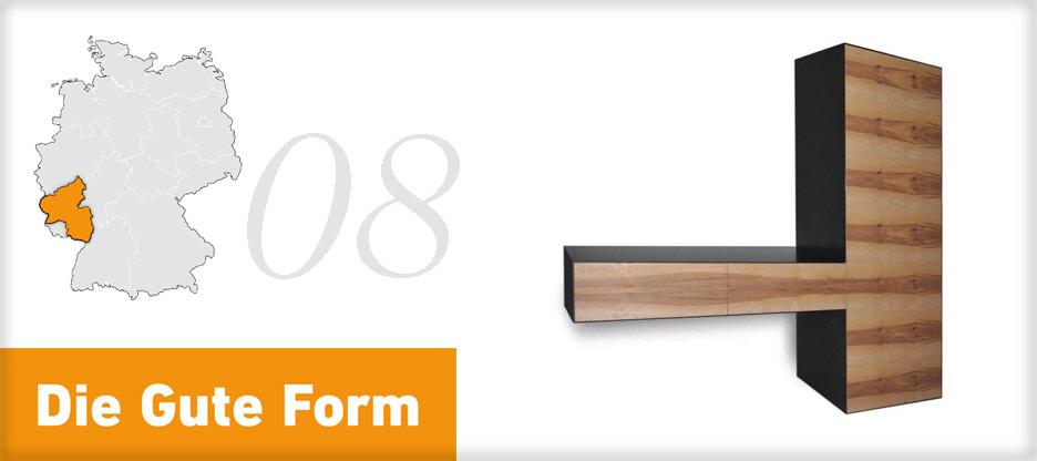 Die Gute Form 2013 – Alexander Kirchartz, Rheinland-Pfalz
