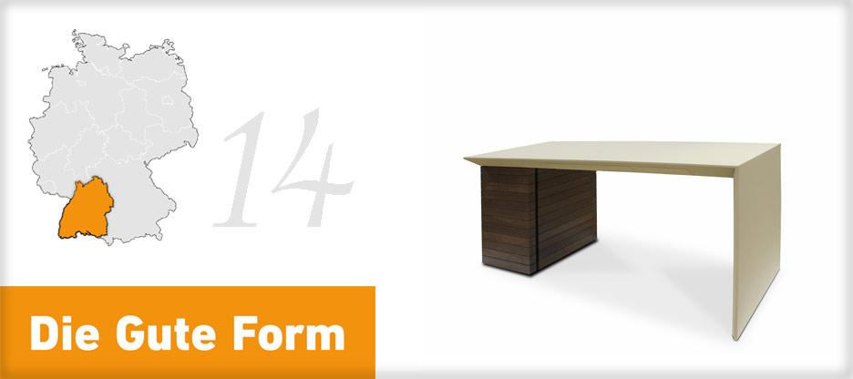 Die Gute Form 2013 – Johannes Mayer, Baden-Württemberg