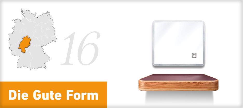 Die Gute Form 2013 – Sarah-Janine Richter, Hessen