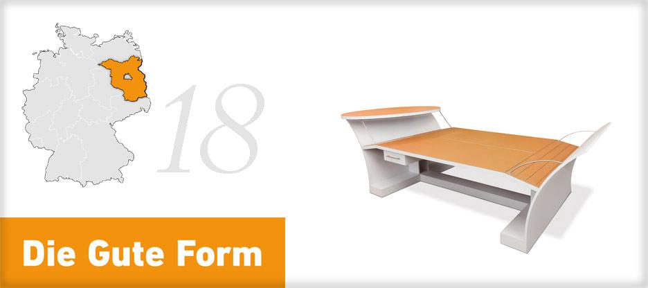 Die Gute Form 2013 – Benjamin Sauer, Brandenburg