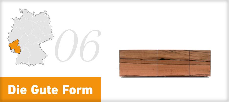 Die Gute Form 2013 – Kevin Günther, Rheinland-Pfalz