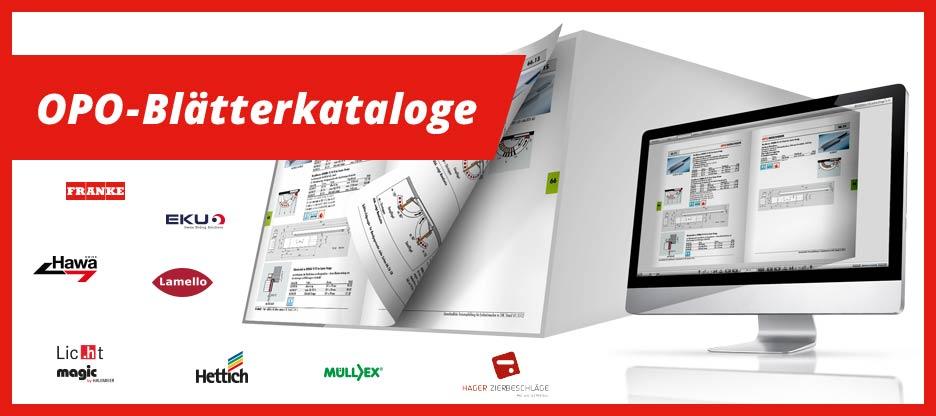 OPO Blätterkataloge – Die ideale Ergänzung zur Produktedarstellung im Online-Shop.