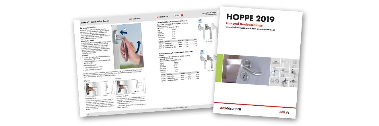 Hoppe Katalog