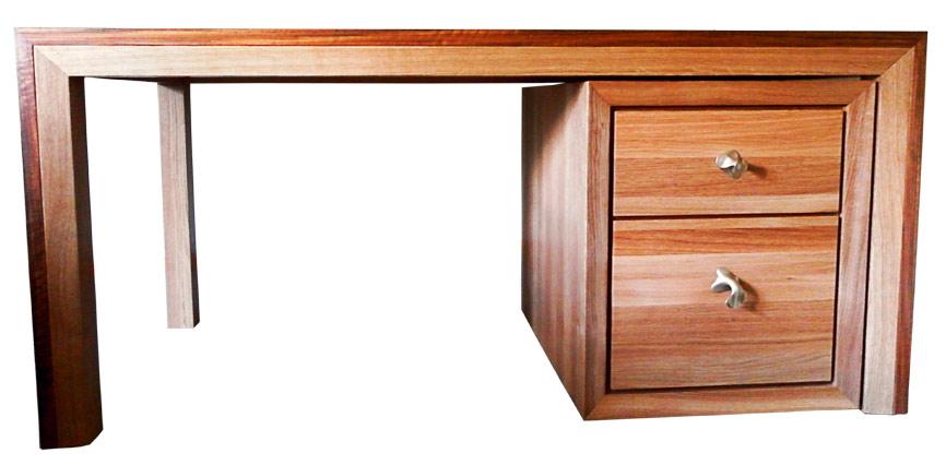Christoph HildebrandtKombimöbel, Schreibtisch mit Container