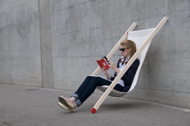 """Der Deck Chair """"Curt"""""""