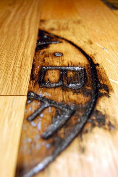 McKay Flooring Ltd fertigt Holzböden aus Whiskyfässern