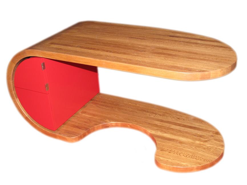 Schreibtisch von Manuel Kern