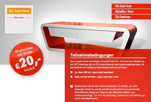dieguteform.opo.de
