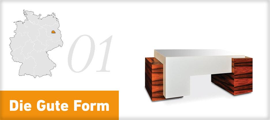 Die Gute Form 2013 – Lars Beuthien, Berlin