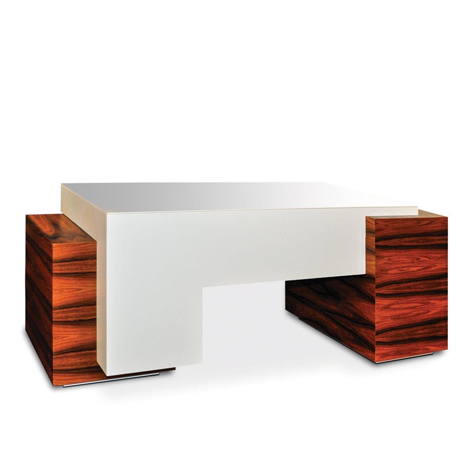 Schreibtisch in Palisander