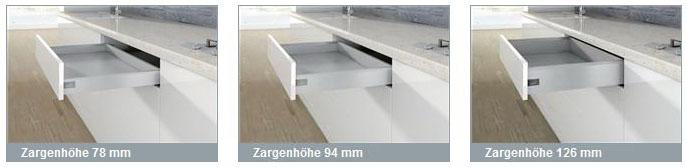 Neuer Schubladen-Konfigurator ArciTech auf shop.opo.de
