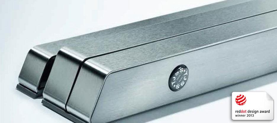 Der neue Türschliesser TJSS T6 wird mit dem red dot design-award 2013 ausgezeichnet!