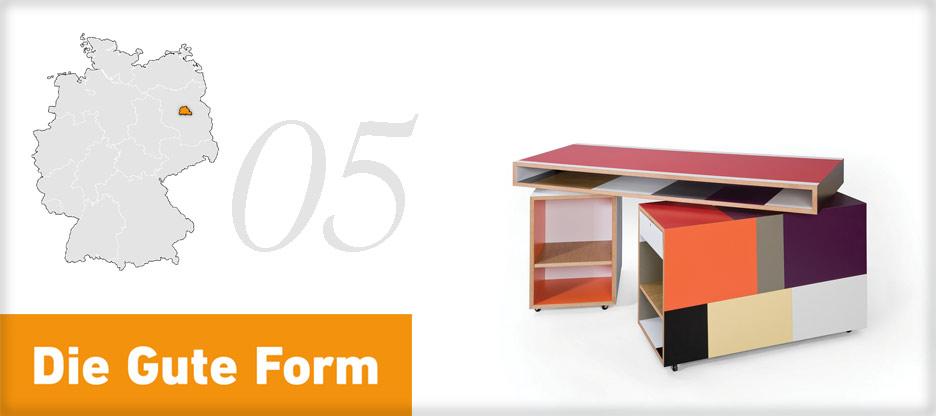 Die Gute Form 2013 – Phil Erdmann, Berlin