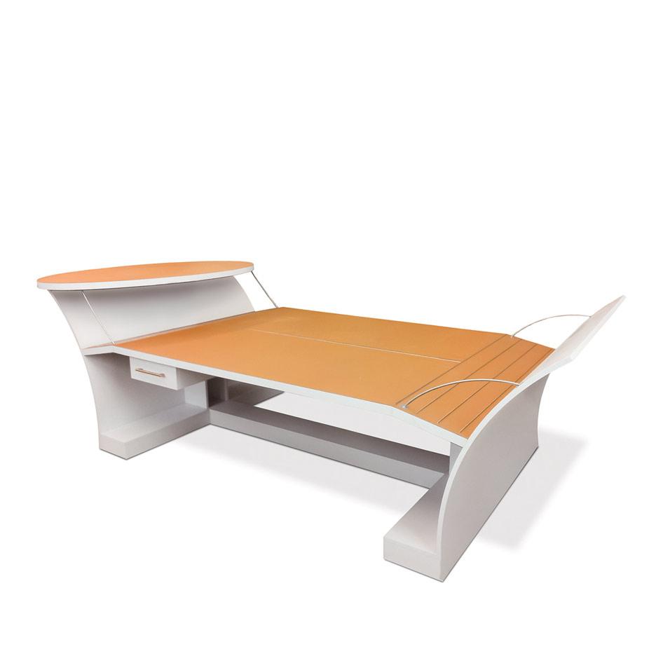 Schreibtisch (doppelt) von Benjamin Sauer