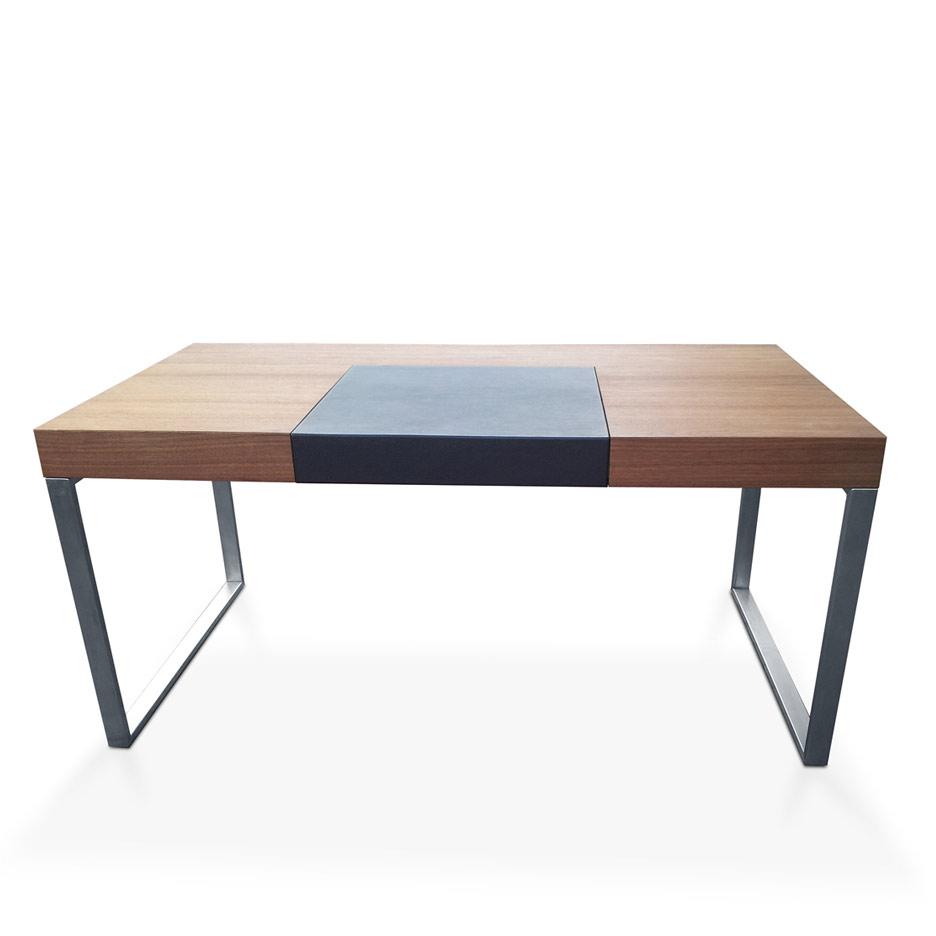 Schreibtisch von Manfred Schwietert