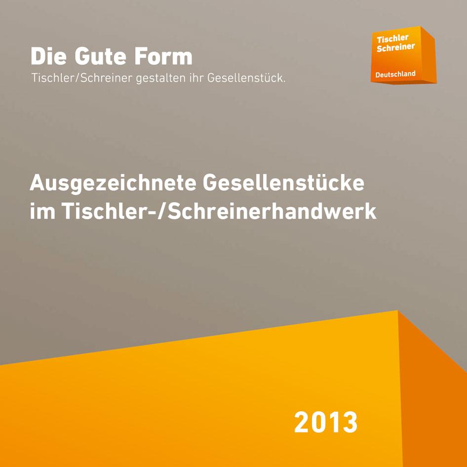 Link zum Katalog Die Gute Form 2013