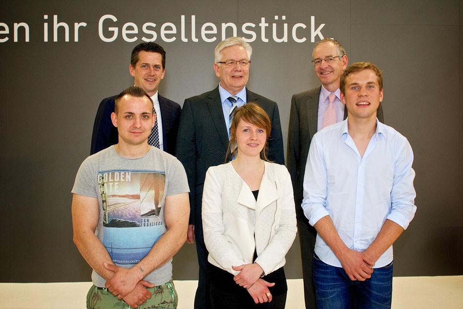 Die Bundessieger DGF13