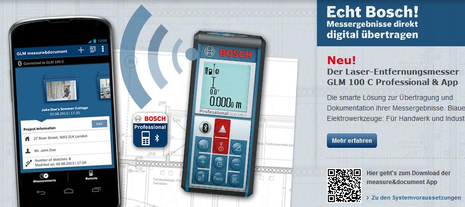 Bosch-GLM-100-C
