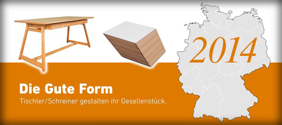 Nominationen des Landesverbandes Nordrhein-Westfalen für Die Gute Form 2014
