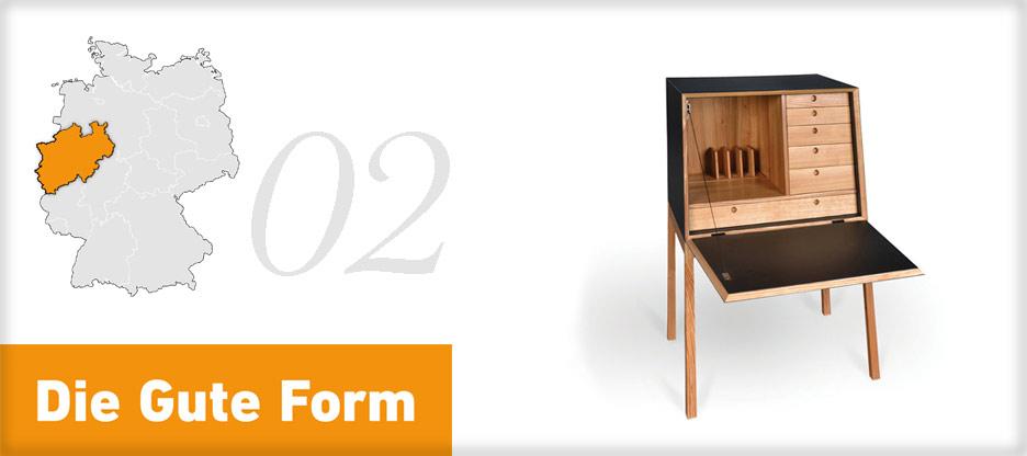 Die Gute Form 2013 – Theresa von Bodelschwingh, Nordrhein-Westfalen
