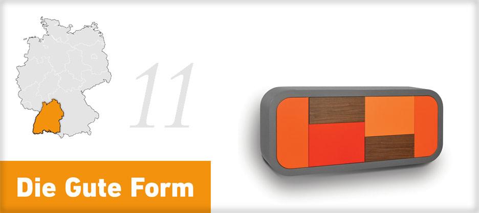 Die Gute Form 2013 – Luis Küchenmeister, Baden