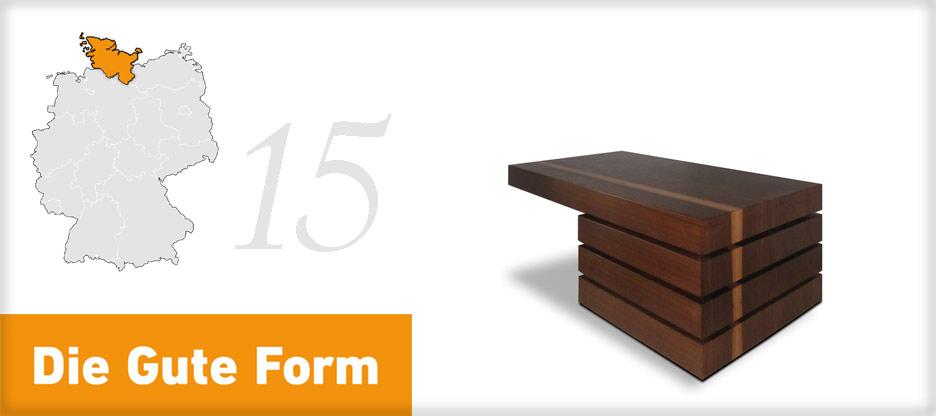 Die Gute Form 2013 – Daniel Pöhls, Schleswig-Holstein