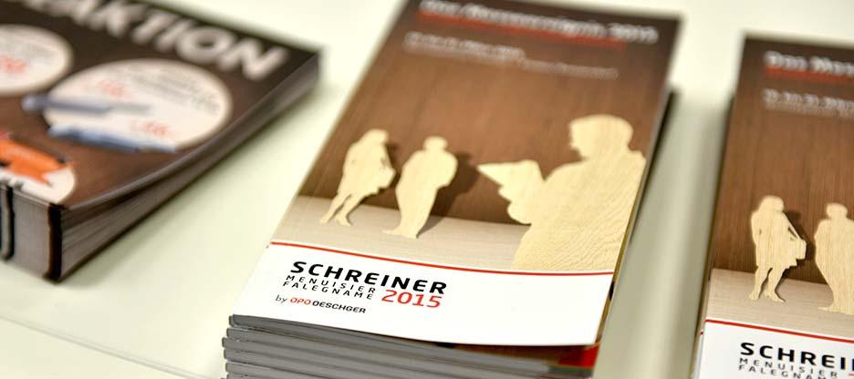 SCHREINER/MENUISIER 2015: Zufriedene Gesichter