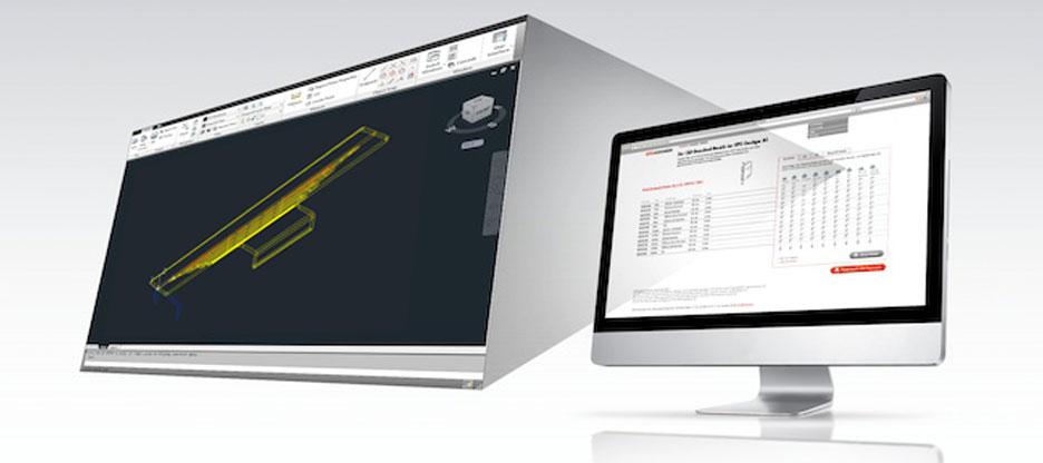 Grosse Auswahl an CAD Zeichnungen (2D/3D) für Griffleistenprofile