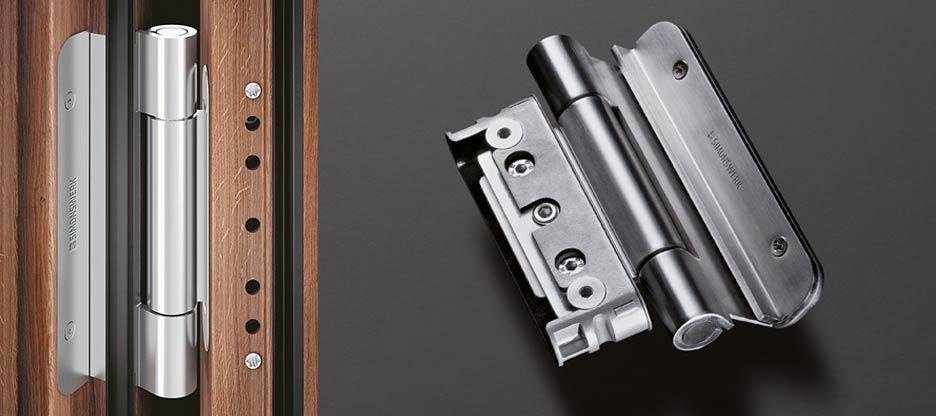 Design, Stabilität und Sicherheit: Bandsystem BAKA Protect