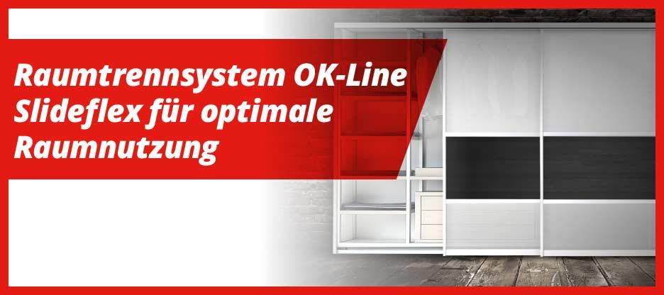 OK-Line Slideflex AR 80 Bausatz