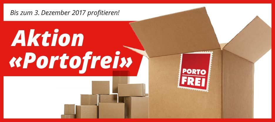 Portofreie Lieferung für alle Bestellungen über OPO-Net®