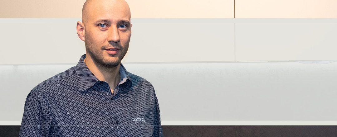 OPO-Kunden im Mittelpunkt: Christoph Büchi