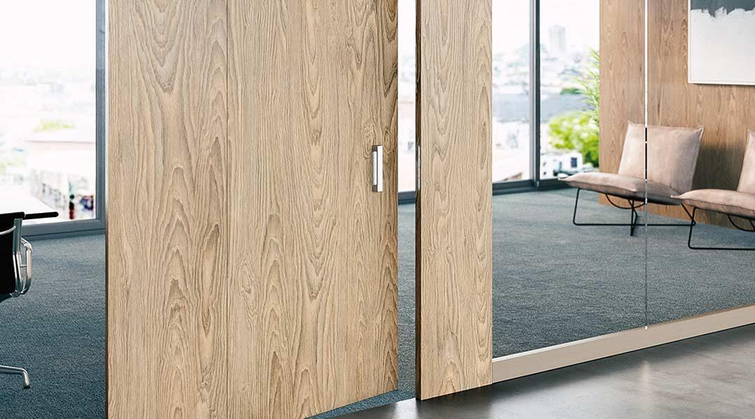 KEEP CLOSED –  Elegante Schliessung für Innentüren aus Holz