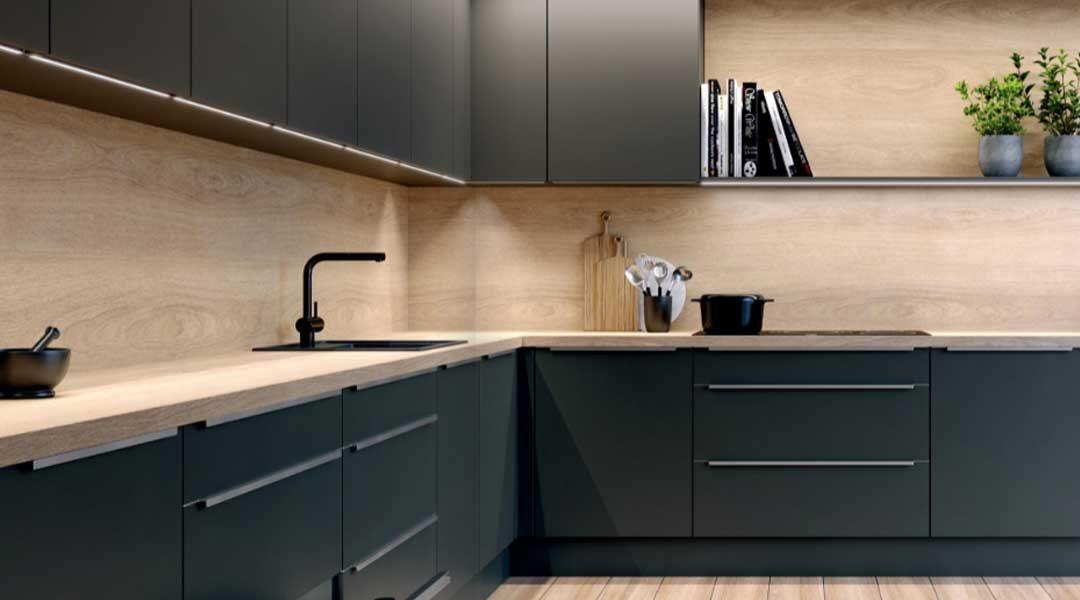 Spannende Neuheiten im Beleuchtungssortiment für den Möbel- und Innenausbau